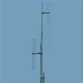 STAR Antenna Aero / Aviation Band Stacked Dipole Antenna